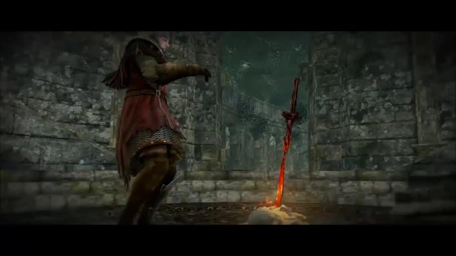 Trailer, Rollenspiel, Namco Bandai, Dark Souls, Dark Souls 2