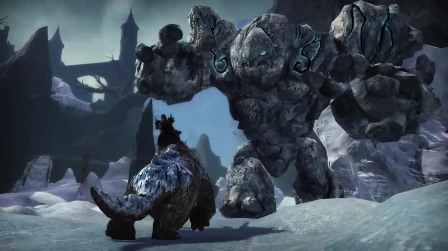 Trailer, Online-Spiele, Free-to-Play, Mmo, Mmorpg, Online-Rollenspiel, Dragon's Prophet, Infernum