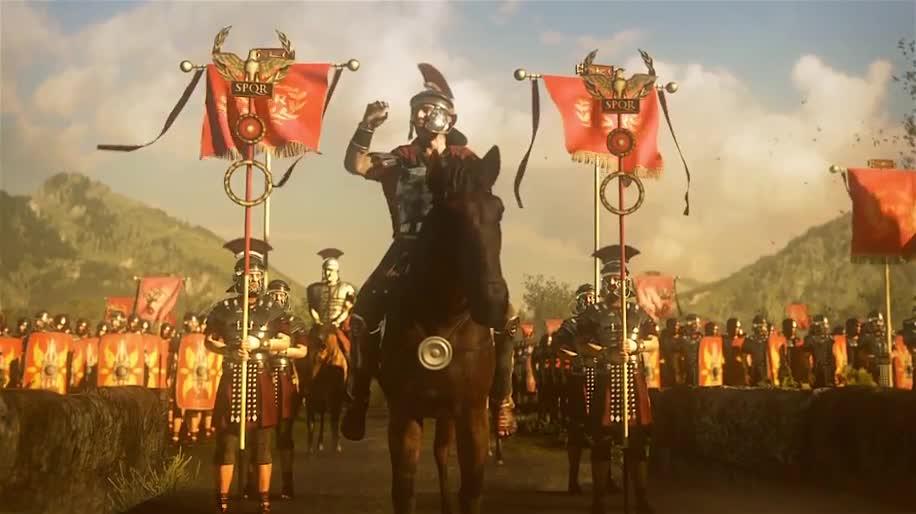 Teaser, Strategiespiel, Kalypso Media, Hegemony Rome, The Rise of Caesar, Hegemony