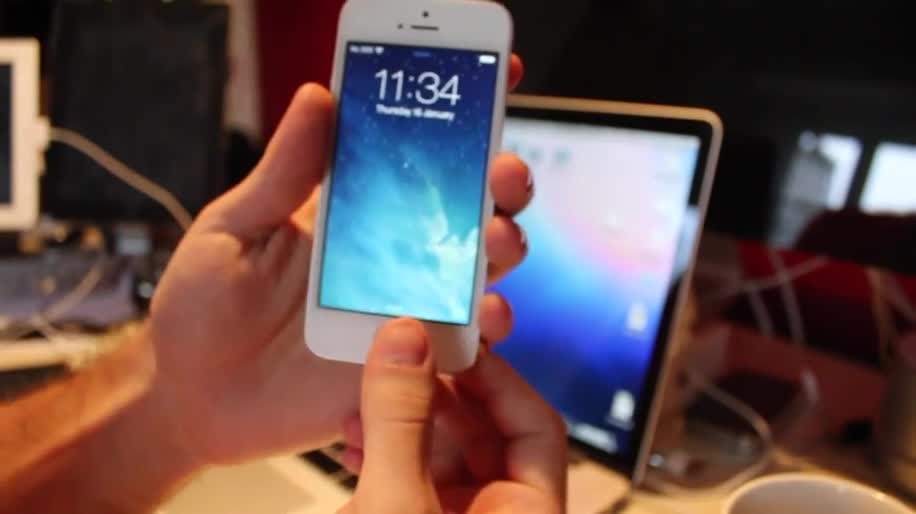 Jailbreak, iPhone 5S, Touch ID, BioUnlock