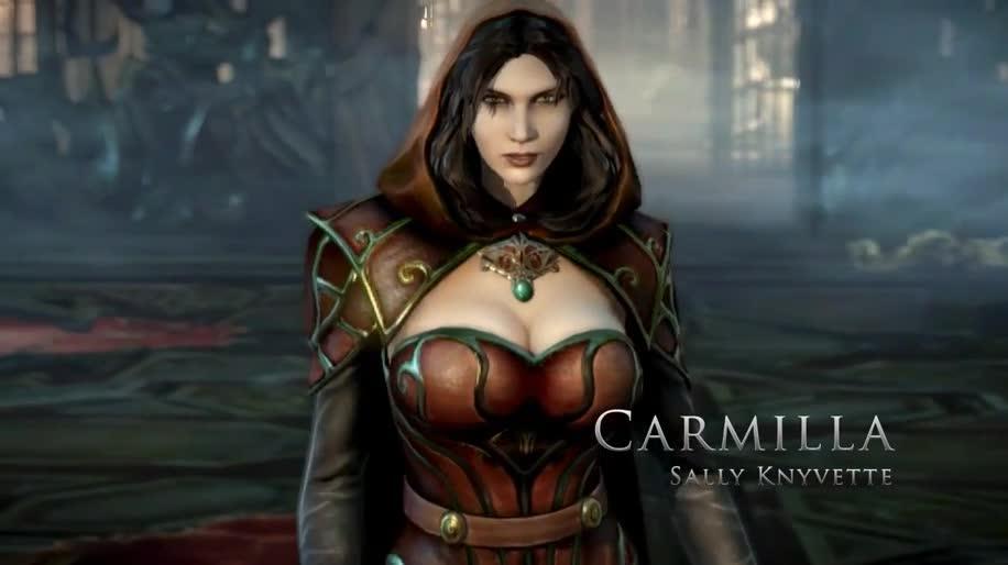 Trailer, actionspiel, Konami, Castlevania, Lords of Shadow 2, Lords of Shadow