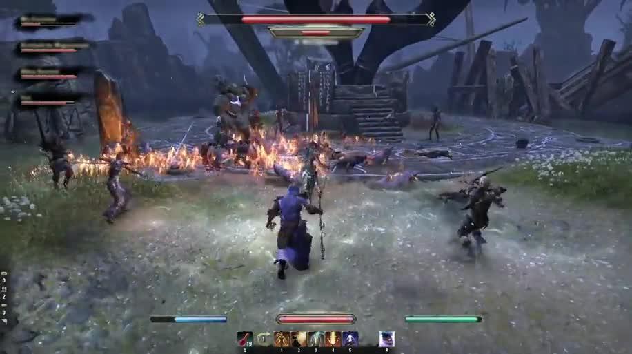 Gameplay, Online-Spiele, Mmorpg, Mmo, Bethesda, Online-Rollenspiel, The Elder Scrolls Online, The Elder Scrolls, Zenimax