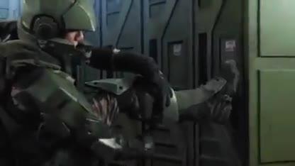 Halo 3 Landfall
