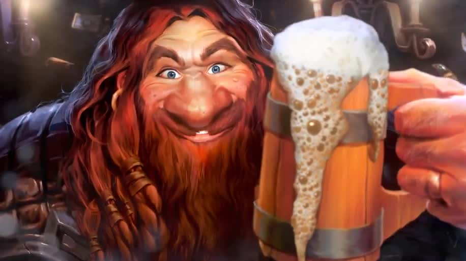 Trailer, Online-Spiele, Blizzard, Free-to-Play, HearthStone, Heroes of Warcraft
