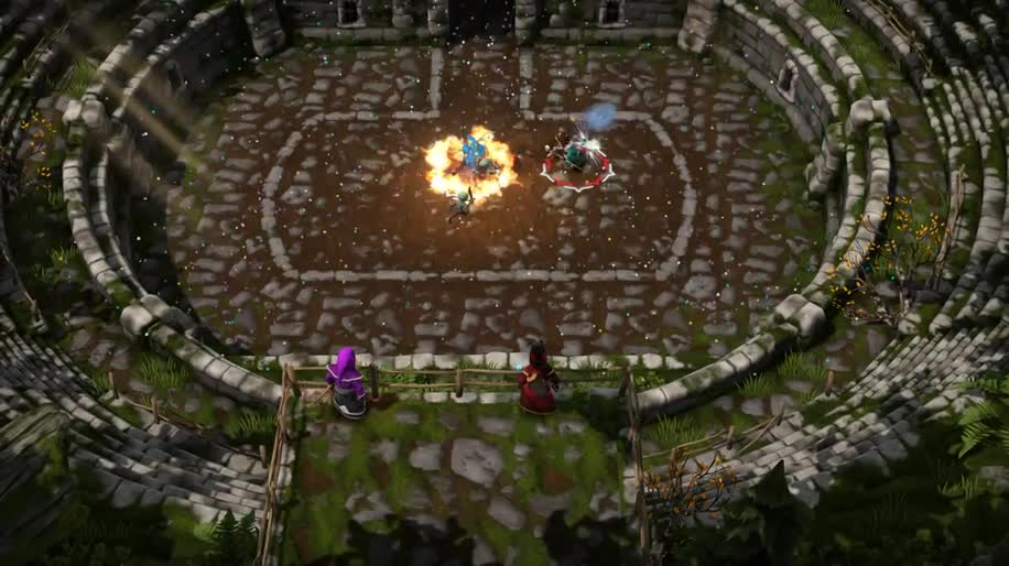 Trailer, Online-Spiele, Free-to-Play, Paradox Interactive, MOBA, Magicka, Wizard Wars