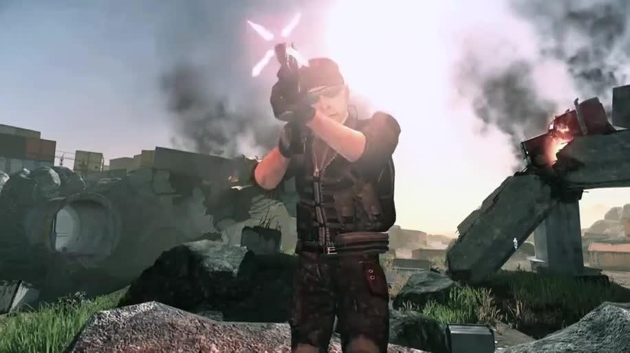 Trailer, Ego-Shooter, 505 Games, Rekoil, Rekoil - Liberator