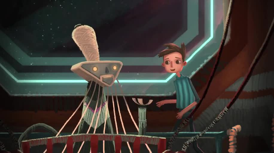 Trailer, Adventure, Point and Click Adventure, Double Fine Adventure, Double Fine, Broken Age