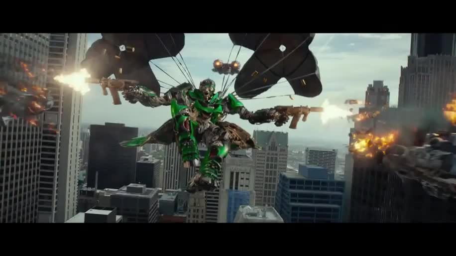 Super Bowl, Teaser, Transformers, Super Bowl 2014, Transformers 4, Ära des Untergangs