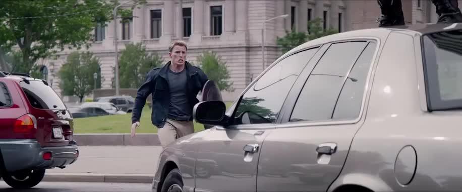 Trailer, Super Bowl, Super Bowl 2014, Captain America, Captain America 2, The Return Of the First Avenger