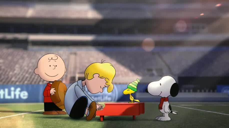 Werbespot, Super Bowl, Super Bowl 2014, Peanuts, Charlie Brown, MetLife