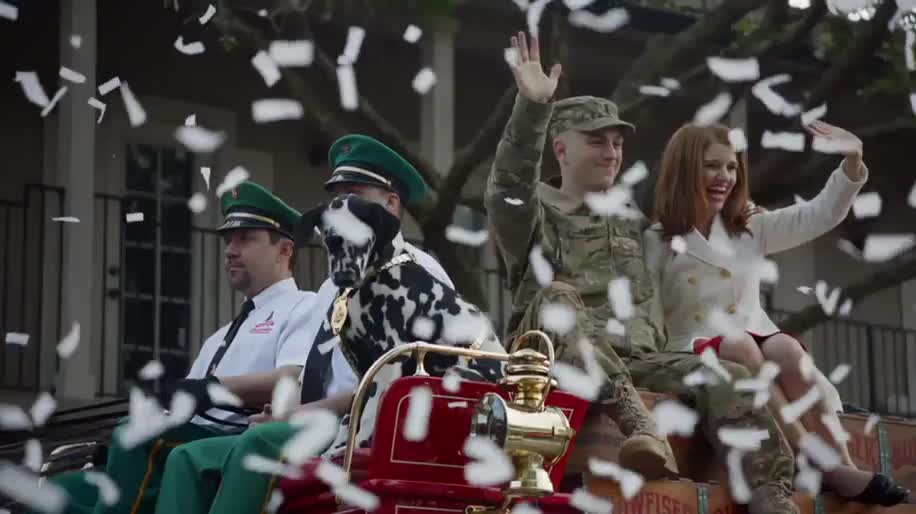 Werbespot, Super Bowl, Super Bowl 2014, Budweiser