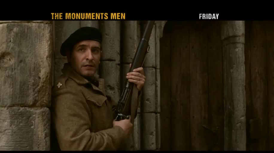 Werbespot, Super Bowl, Super Bowl 2014, The Monuments Men