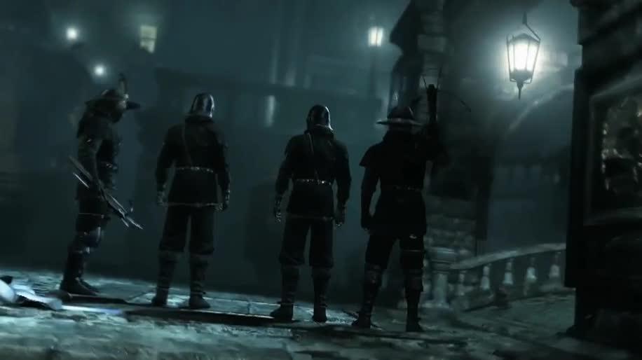 Trailer, Square Enix, Thief, Eidos