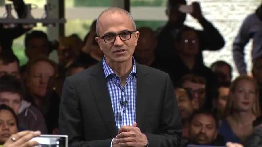 Microsoft, Microsoft Corporation, Ceo, Satya Nadella, Redmond