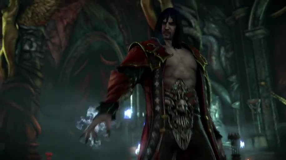 Trailer, actionspiel, Konami, Castlevania, Lords of Shadow 2, Lords of Shadow