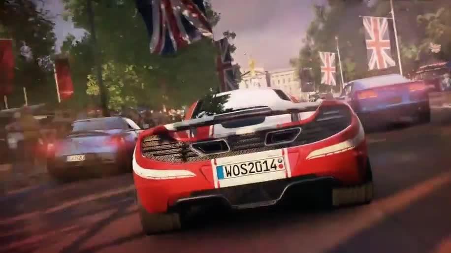 Trailer, Online-Spiele, Rennspiel, Free-to-Play, Slightly Mad Studios, World of Speed, My.com