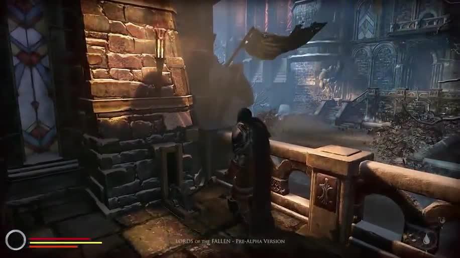 Gameplay, Rollenspiel, City Interactive, Lords of the Fallen