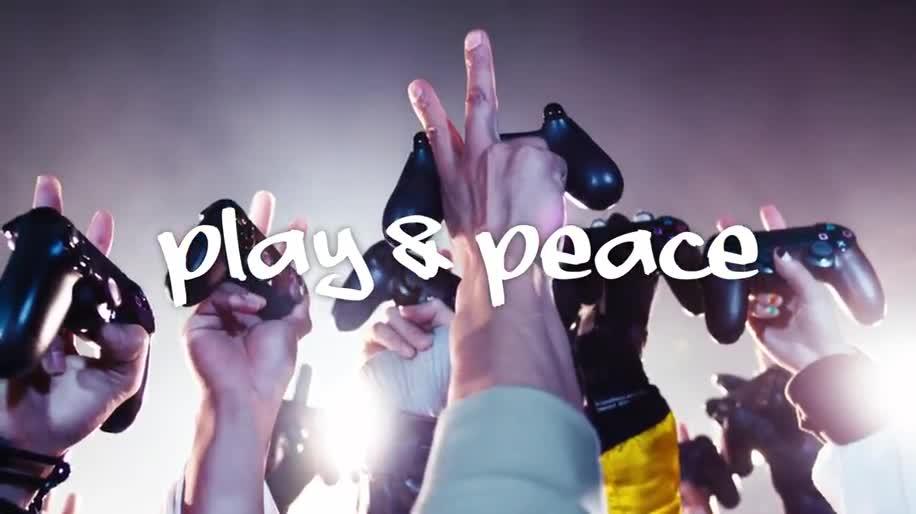 Sony, PlayStation 4, Playstation, Werbespot, PS4, Sony PlayStation 4, Sony PS4