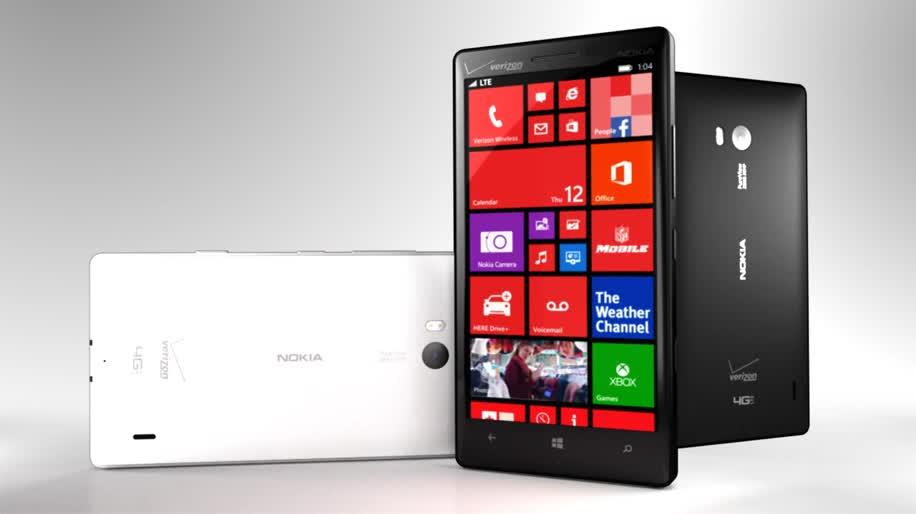 Smartphone, Windows Phone 8, Verizon, Nokia Lumia 929, Nokia Lumia Icon