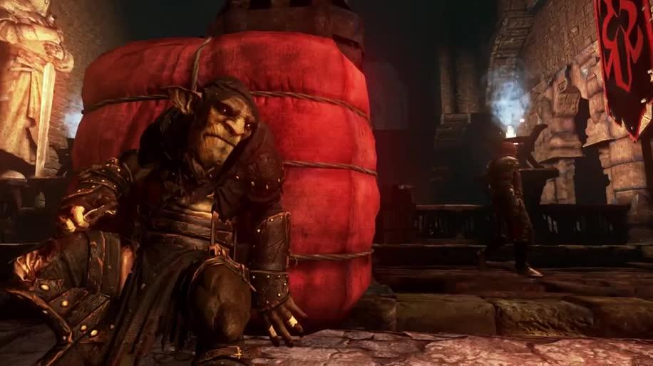 Trailer, Focus Interactive, Styx, Master of Shadow