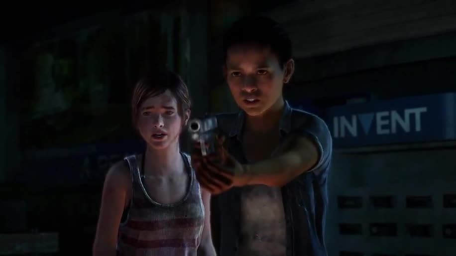 Trailer, Sony, Playstation, PlayStation 3, Dlc, PS3, The Last of Us, Naughty Dog, Left Behind