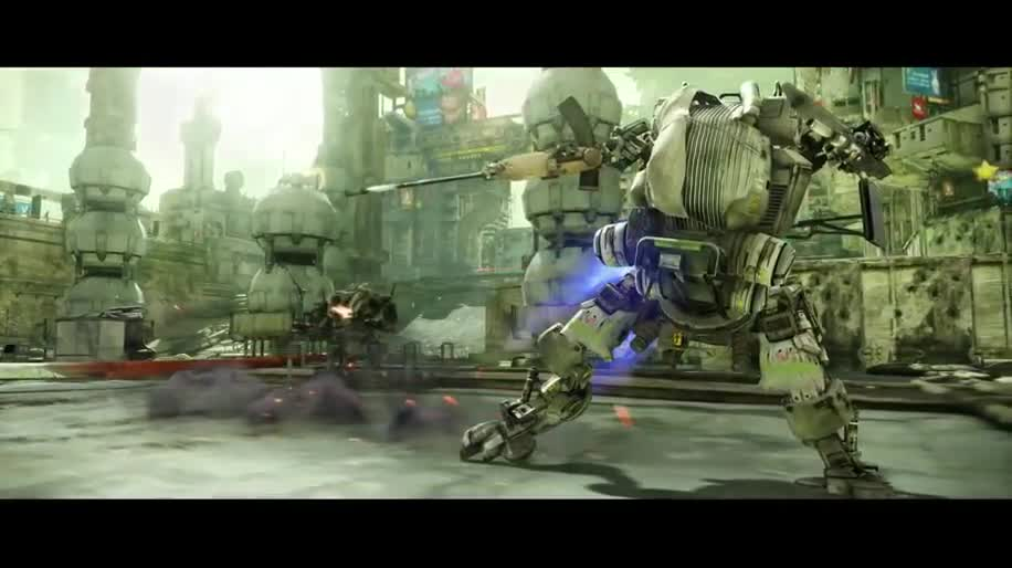 Trailer, Online-Spiele, Free-to-Play, Online-Shooter, Hawken, Meteor Entertainment