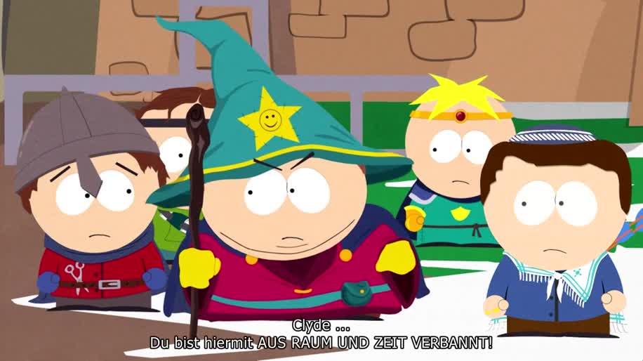 Ubisoft, Gameplay, Rollenspiel, South Park, Der Stab der Wahrheit