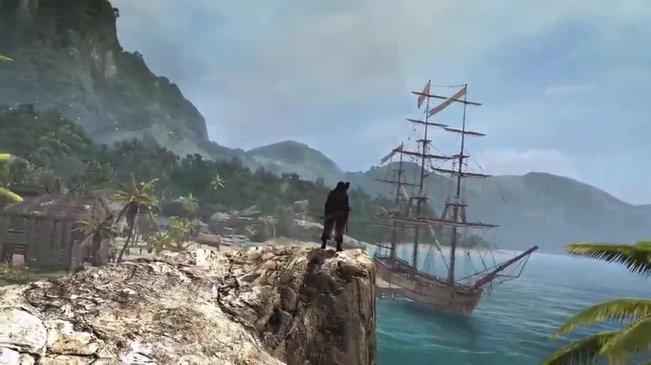 Gameplay, Ubisoft, actionspiel, Dlc, Assassin's Creed, Assassin's Creed 4, Assassin's Creed 4: Black Flag, Schrei nach Freiheit