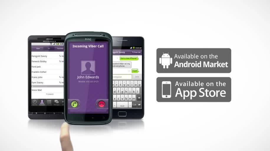 App, Chat, Telefonie, Kurznachrichten, Viber
