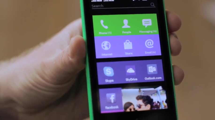 Smartphone, Android, Hands-On, MWC 2014, Nokia X, Nokia XL, Nokia X+