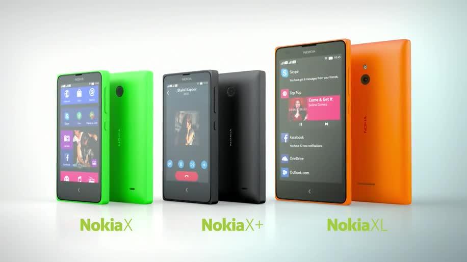 Microsoft, Smartphone, Android, Nokia, Mwc, MWC 2014, Nokia X, Nokia XL, Nokia X+
