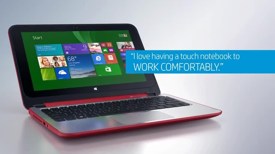 Windows 8.1, Hp, Mwc, Hewlett-Packard, Convertible, Hewlett Packard, MWC 2014, Pavilion x360, HP Pavilion x360