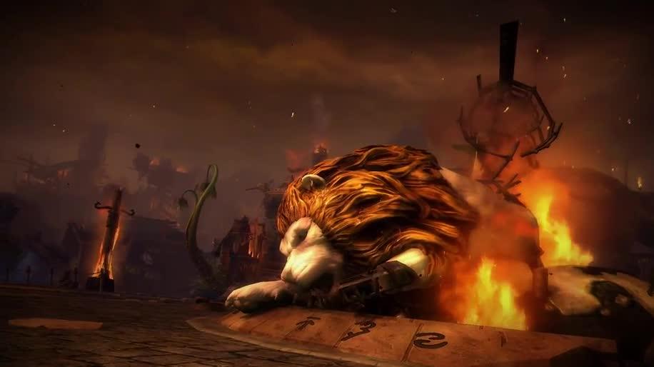 Trailer, Online-Spiele, Mmorpg, Mmo, Online-Rollenspiel, Guild Wars 2, Ncsoft, ArenaNet, Guild Wars, Kampf um Löwenstein