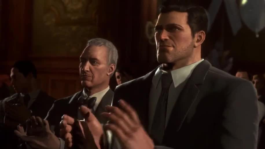 Trailer, actionspiel, Dlc, Warner Bros., Batman, Arkham Origins, Cold Cold Heart