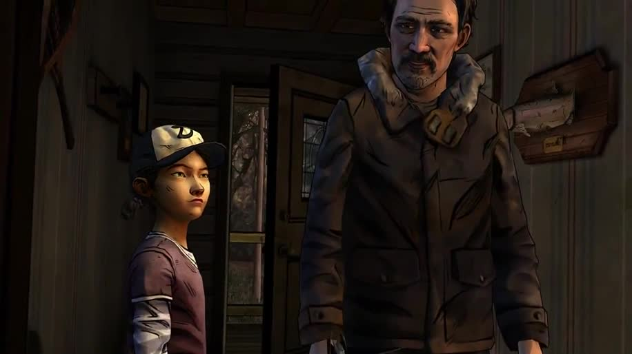 Trailer, Adventure, Zombies, The Walking Dead, Telltale, The Walking Dead - Season 2