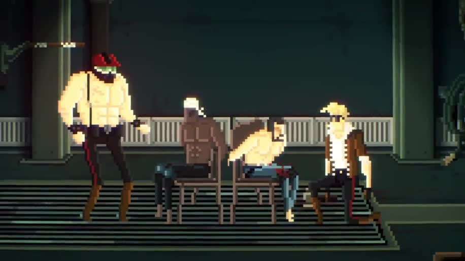Trailer, Devolver Digital, Point and Click Adventure, Gods will be Watching
