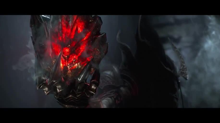 Werbespot, Rollenspiel, Blizzard, Diablo 3, Diablo, diablo III, Reaper of Souls