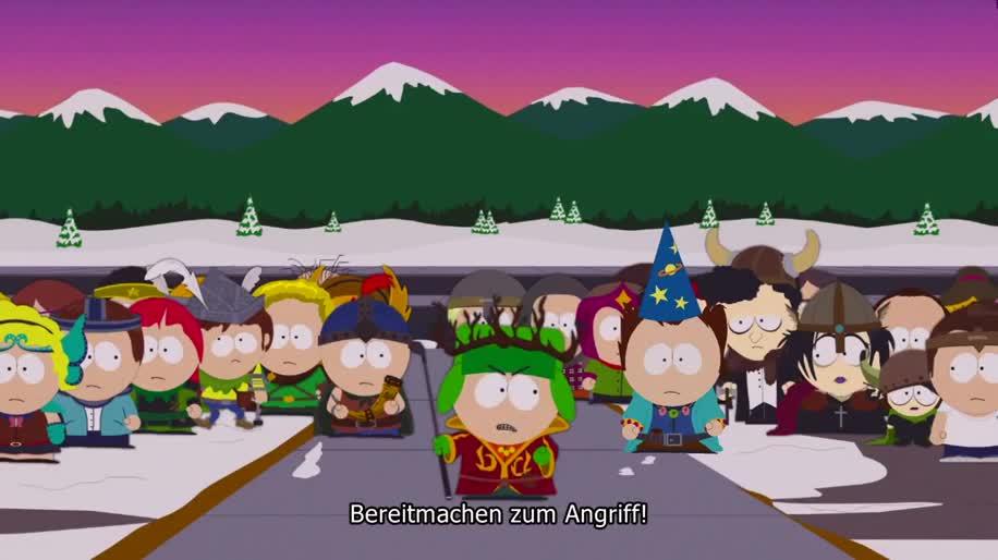 Trailer, Ubisoft, Rollenspiel, South Park, Der Stab der Wahrheit