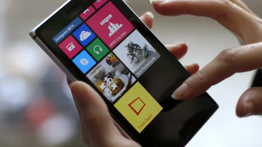 Microsoft, Smartphone, Windows Phone, Windows Phone 8, WP8, Startscreen, Kacheln, Startbildschirm, Jessie Pridemore