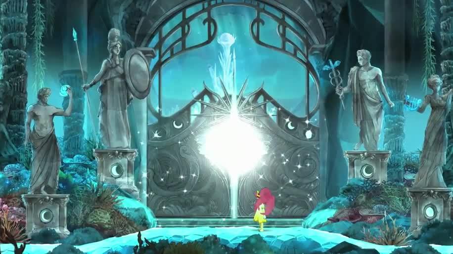 Trailer, Ubisoft, Rollenspiel, Koop-Modus, Child of Light