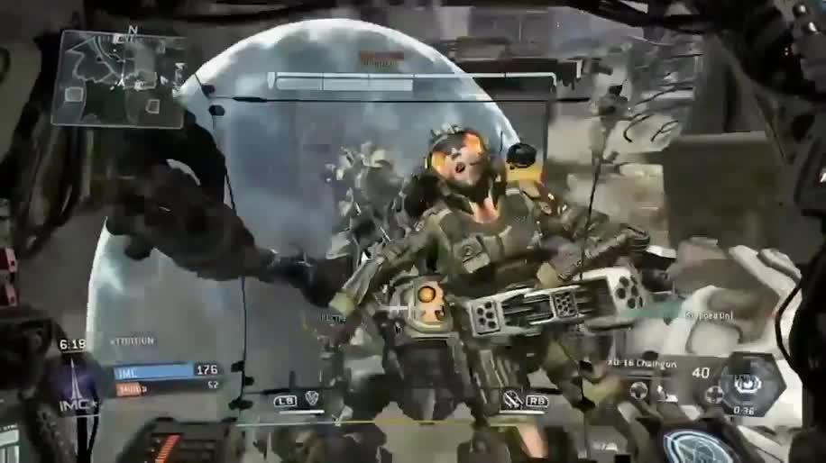 Microsoft, Xbox One, Electronic Arts, Ego-Shooter, Ea, Gameplay, Online-Spiele, Sprachsteuerung, Online-Shooter, Titanfall