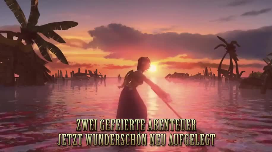Werbespot, Rollenspiel, Square Enix, Final Fantasy, Final Fantasy X, Final Fantasy X | X-2 HD Remaster, Final Fantasy X-2