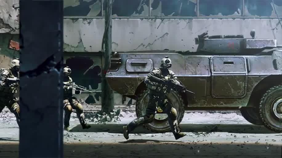 Trailer, This War of Mine, 11-bit Studios, Survival