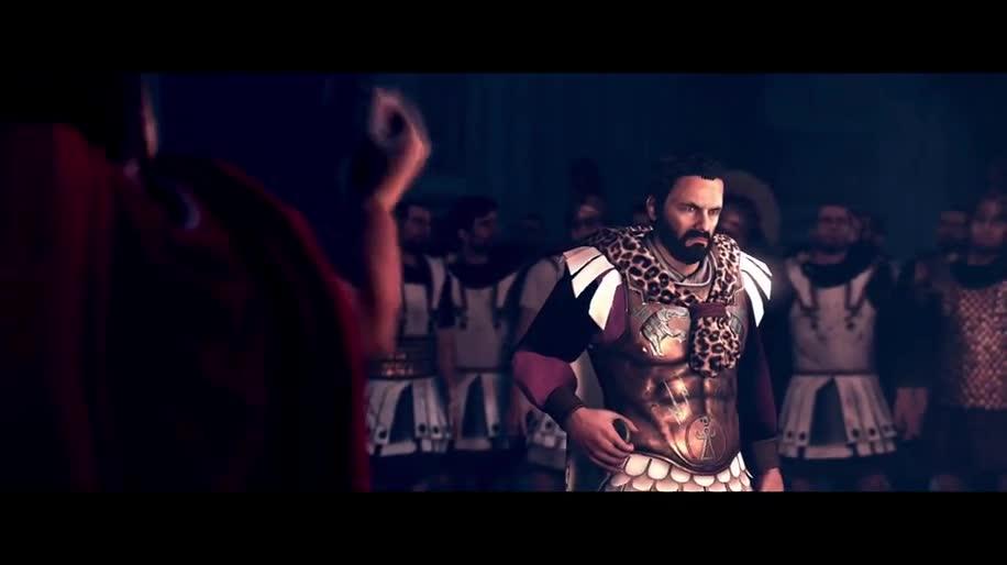 Trailer, Dlc, Strategiespiel, SEGA, Total War, Total War: Rome II, Hannibal at the Gates