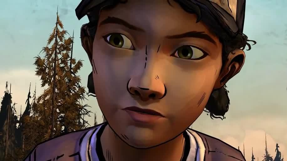 Trailer, Adventure, Zombies, The Walking Dead, Telltale, The Walking Dead - Season 2