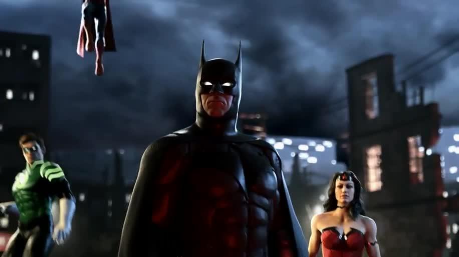 Trailer, Online-Spiele, Free-to-Play, Warner Bros., MOBA, DC, Infinite Crisis