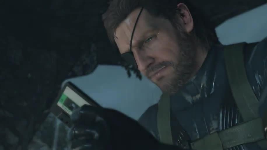 Trailer, actionspiel, Konami, Metal Gear Solid, Hideo Kojima, Metal Gear Solid 5, Ground Zeroes, Kojima, Snake