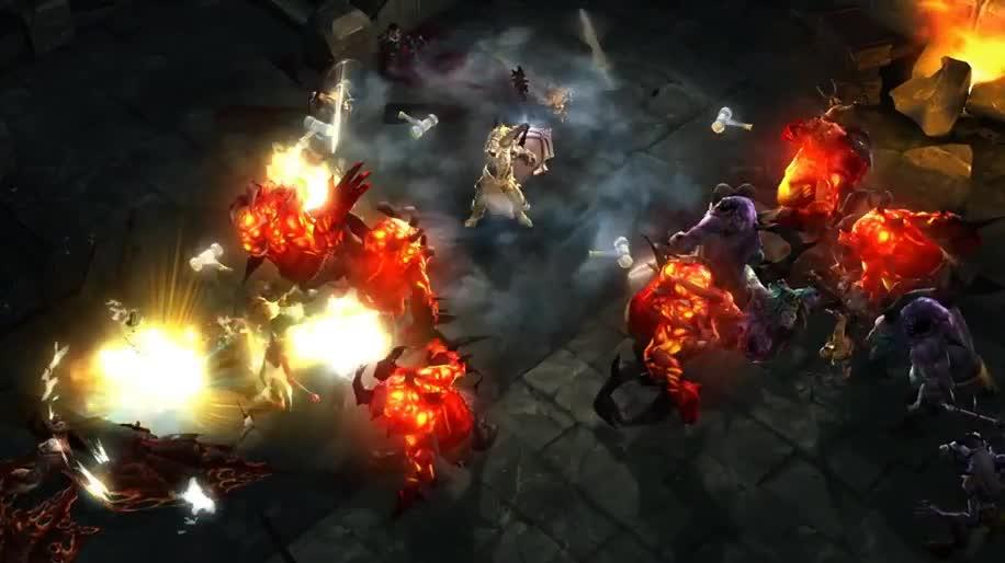 Trailer, Gameplay, Rollenspiel, Blizzard, Diablo 3, Diablo, diablo III, Reaper of Souls
