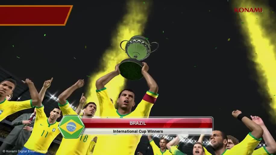 Trailer, Dlc, Fußball, Konami, PES, Pro Evolution Soccer, PES 2014, World Challenge