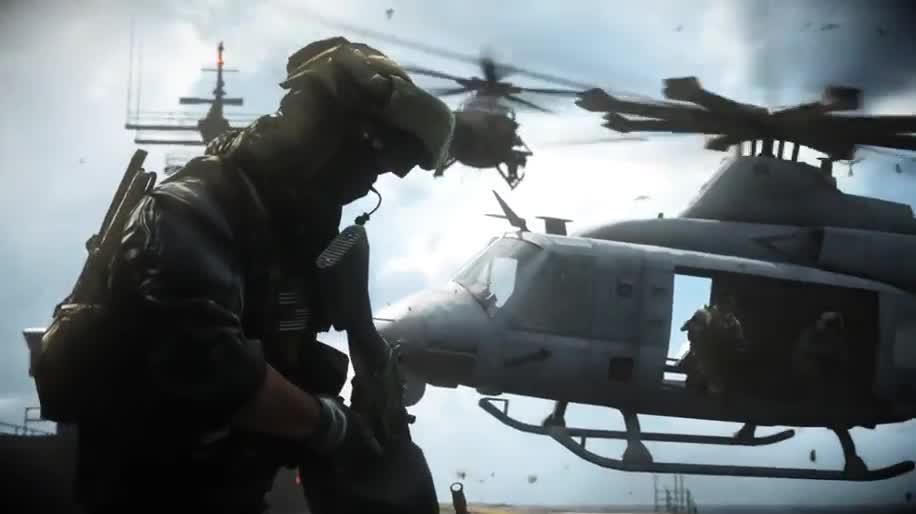 Trailer, Electronic Arts, Ego-Shooter, Ea, Dlc, Battlefield, Dice, Battlefield 4, Naval Strike
